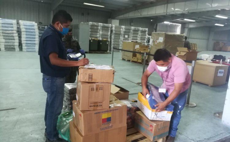 AGEXPORT dona 426 libras de café para personal del Hospital del Parque de la Industria