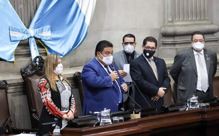 Alianza por Reformas denuncia a Junta Directiva del Congreso por retraso en el elección de Cortes