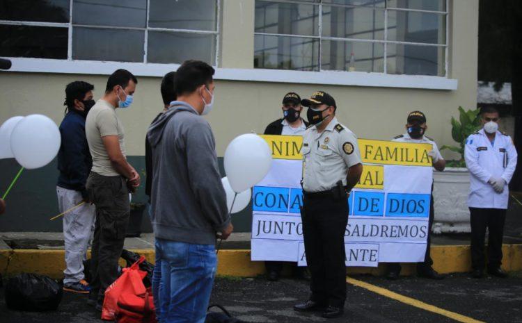 PNC informa que 24 agentes se recuperaron de COVID-19