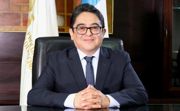 PDH señala que el actual Gobierno ha socavado la institucionalidad de la Paz debilitando la Democracia y el Estado de Derecho