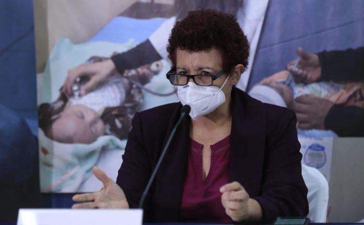 Salud pedirá a Giammattei declarar lesivo el contrato por pruebas falsas