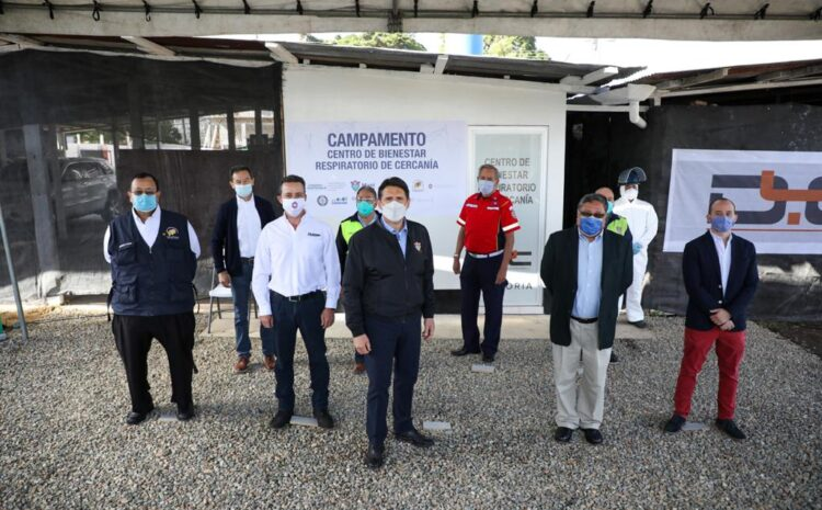 Municipalidad de Guatemala habilita nuevo Centro de Bienestar Respiratorio