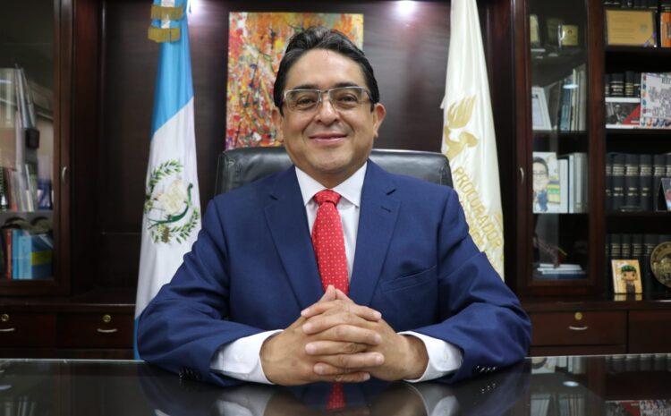 PDH solicita al Ejecutivo fortalecer la institucionalidad de Derechos Humanos