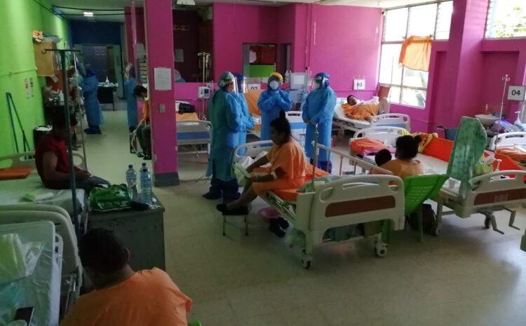 Guatemala supera los 107 mil casos de COVID-19