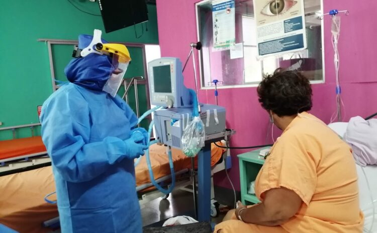 Salud reporta 908 casos nuevos de COVID-19 y 9 mil 517 activos