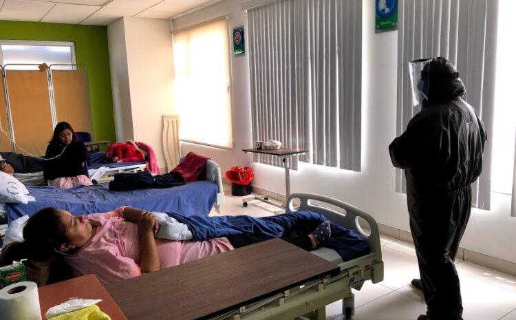 Salud reporta alza de casos de COVID-19 en la última semana