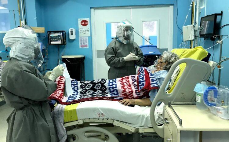 Guatemala supera los 77 mil casos de COVID-19 desde marzo