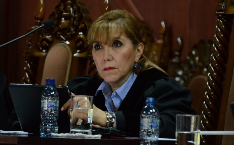 Alianza por las Reformas presenta querella y solicitud de antejuicio contra Magistrada Dina Ochoa