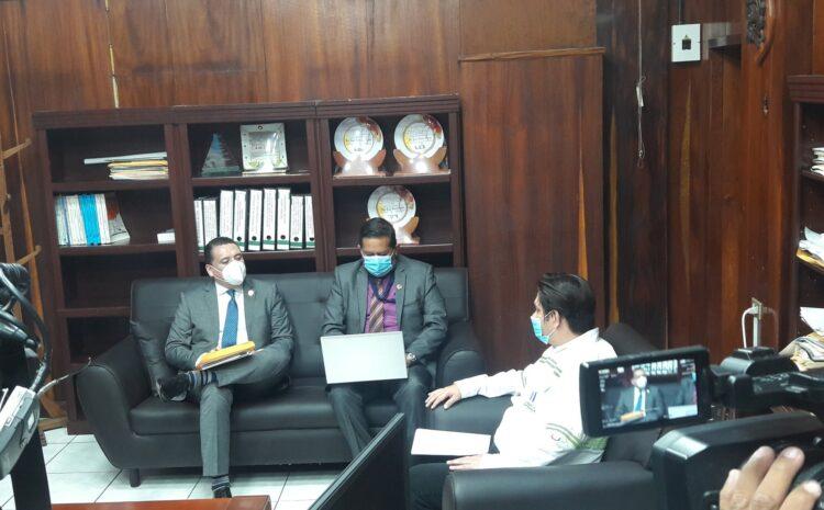 Comisión Presidencial Contra la Corrupción presenta denuncia penal contra exdirector de Caminos