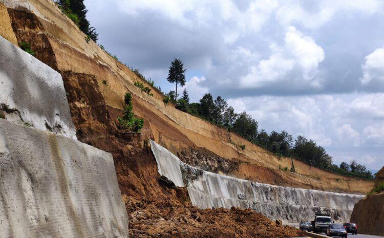 Conasa señala a Caminos de no recibir el peritaje de derrumbes en Libramiento Chimaltenango