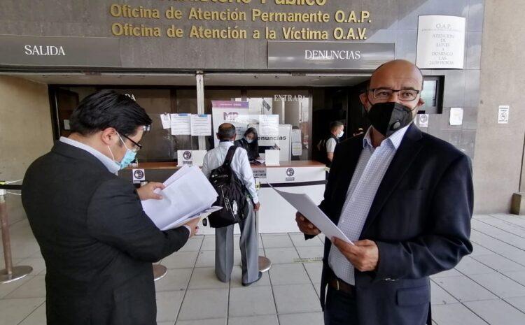 AC denuncia a autoridades del CIV por posibles actos de corrupción