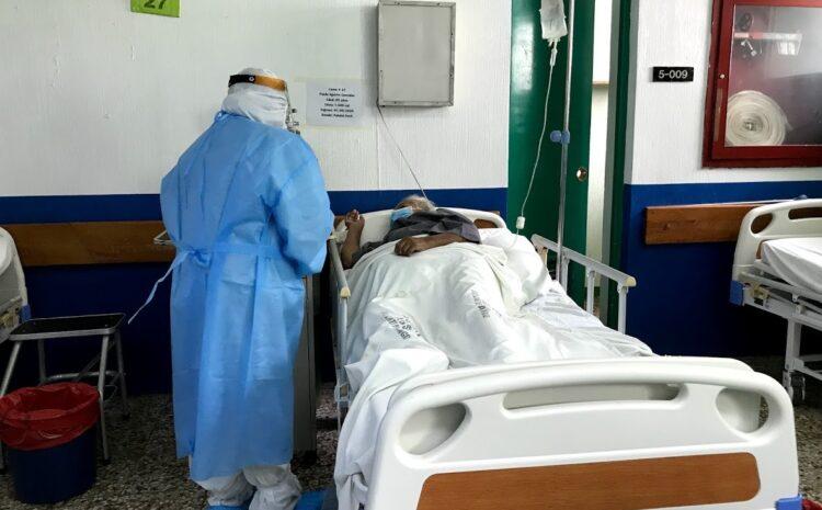 Guatemala supera los 113 mil casos acumulados de COVID-19