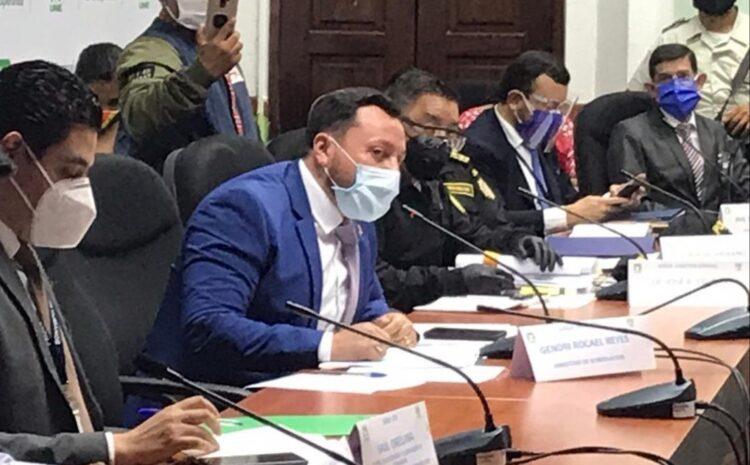 USAC pide la destitución del Mingob y PNC además de la asignación presupuestaria que les corresponde