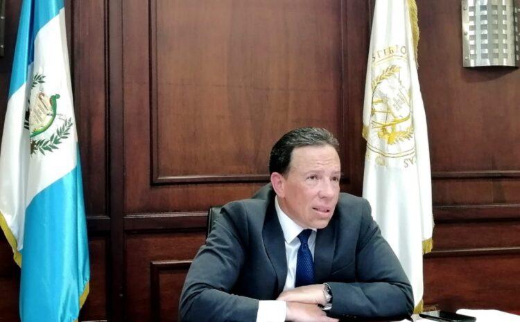 González Ricci recomienda reducir el Techo Presupuestario y aumentar la recaudación