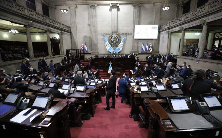 Congreso aprueba Presupuesto de Q99.7 millardos para el 2021