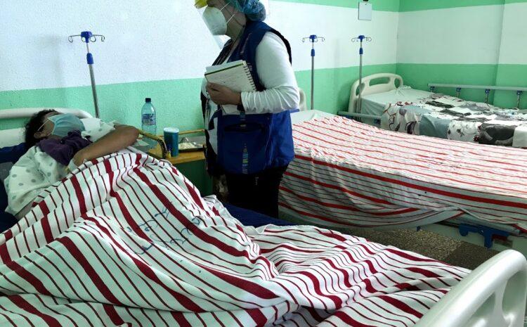Incidencia acumulada de casos de COVID-19 continua en aumento en Guatemala