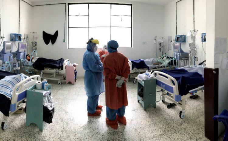 Guatemala supera los 109 mil casos de COVID-19