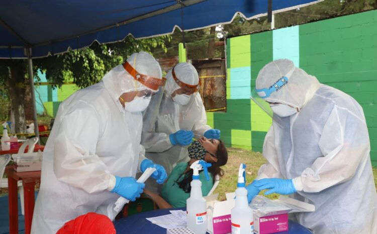 Salud reporta 682 casos de COVID-19 durante las últimas 24 horas