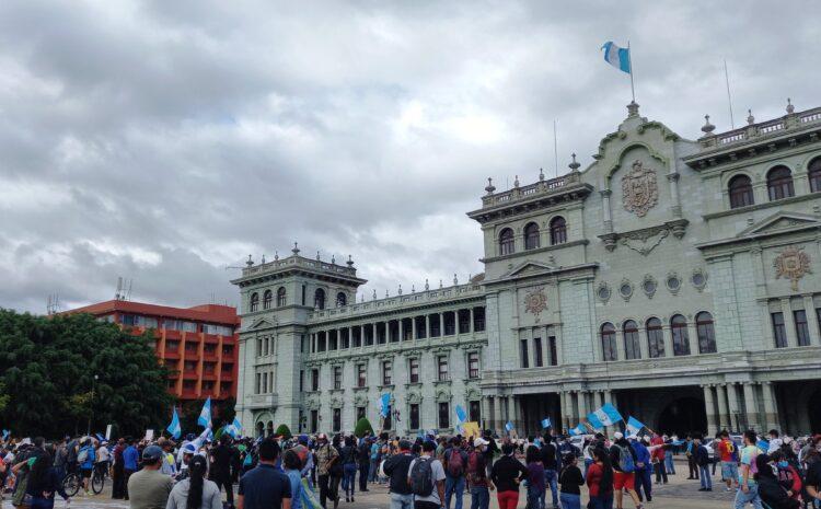 Alianza por las Reformas a OEA: En Guatemala no hay un intento de Golpe de Estado