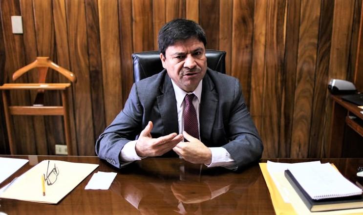 FECI presenta amparo contra CSJ por el antejuicio contra Ranulfo Rojas