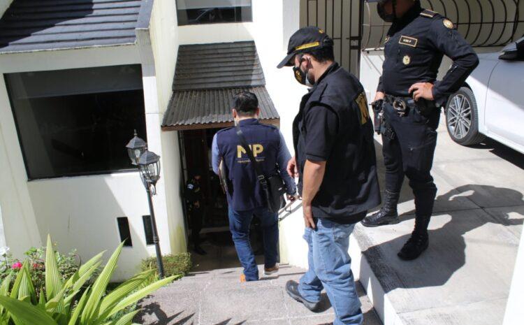 MP busca indicios en empresa exportadora por defraudación fiscal