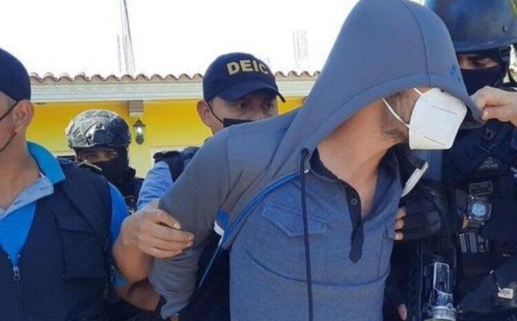 Capturan a Kevin Cordón presunto responsable de la muerte de Litzy Cordón