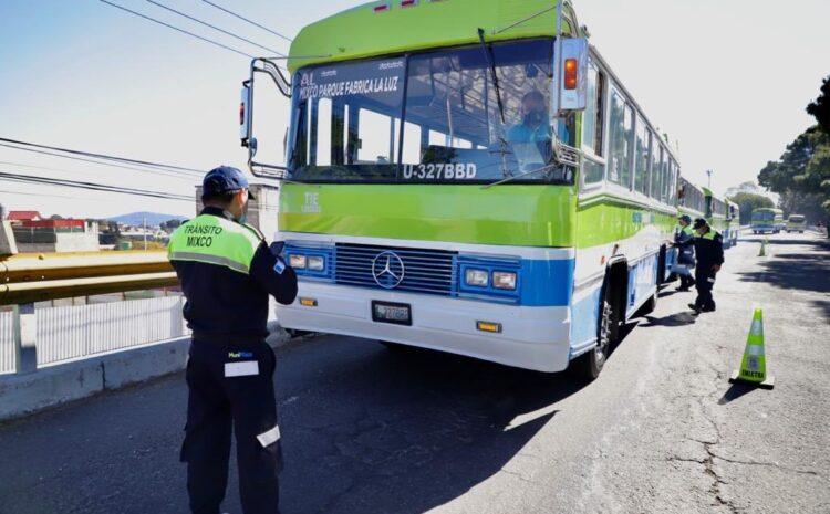 Municipalidad de Mixco implementa el transporte Express Roosevelt-Mixco