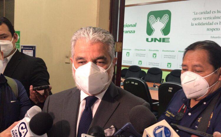 Presidente del IGSS asegura que cuentan con capacidad para atender a pacientes con COVID-19