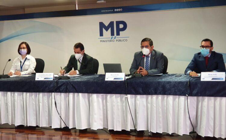 MP y SAT incautan productos de contrabando en diferentes zonas de la ciudad