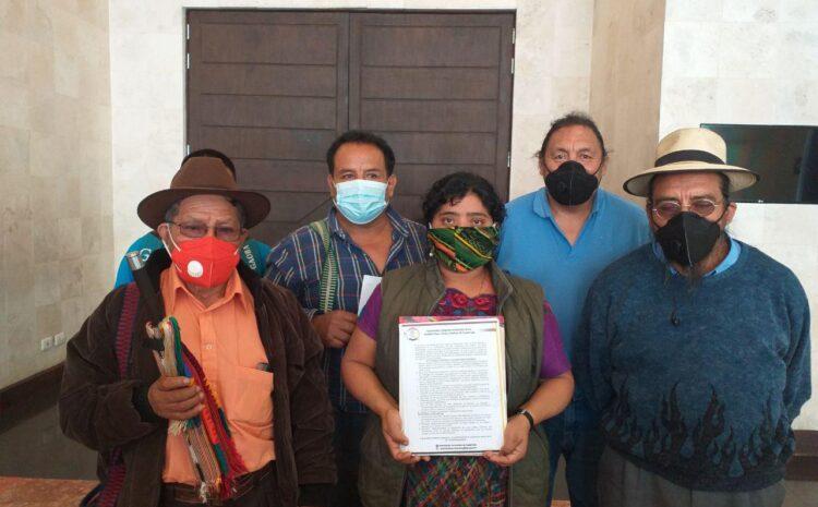 Autoridades Indígenas Ancestrales piden al CSU elegir magistrados idóneos y capaces