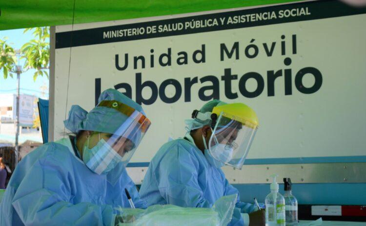 Salud reporta 699 casos de COVID-19 en las últimas 24 horas