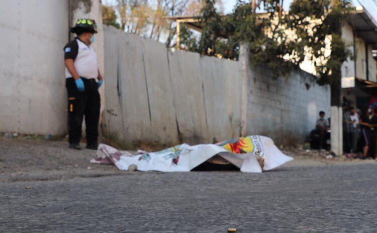 GAM: Enero un mes extremadamente violento por los homicidios reportados