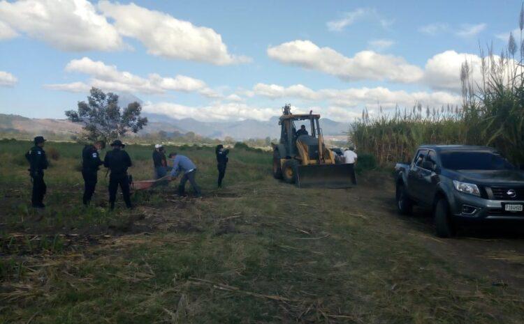 MP allana finca ubicada en Amatitlán por caso Siekavizza