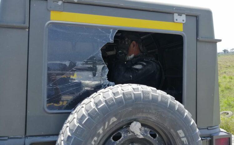 Elementos del Ejército son atacados por supuestos pobladores en Petén