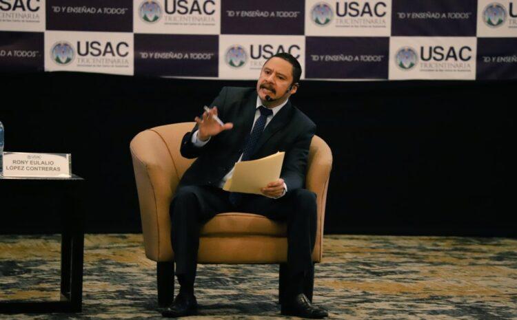 Foto: USAC