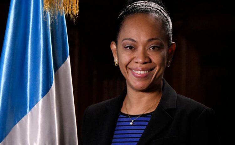 Giammattei nombra a María Consuelo Ramírez como Secretaria General de la Presidencia en sustitución de Leyla Lemus