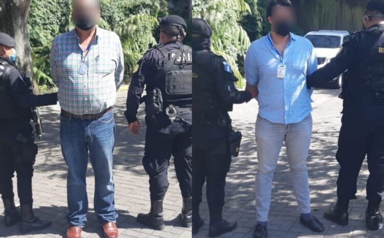 Capturan a dos mexicanos con fines de extradición por narcotráfico