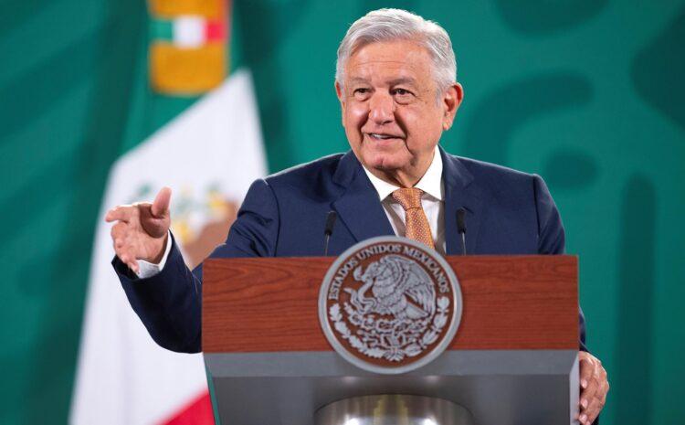 López Obrador se vacuna contra la COVID este martes para dar confianza