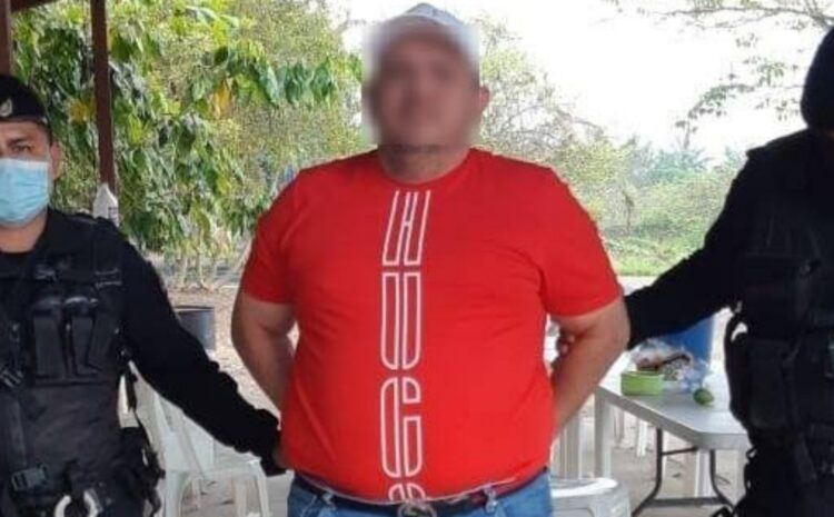 Autoridades capturan a hombre requerido en EEUU por narcotráfico